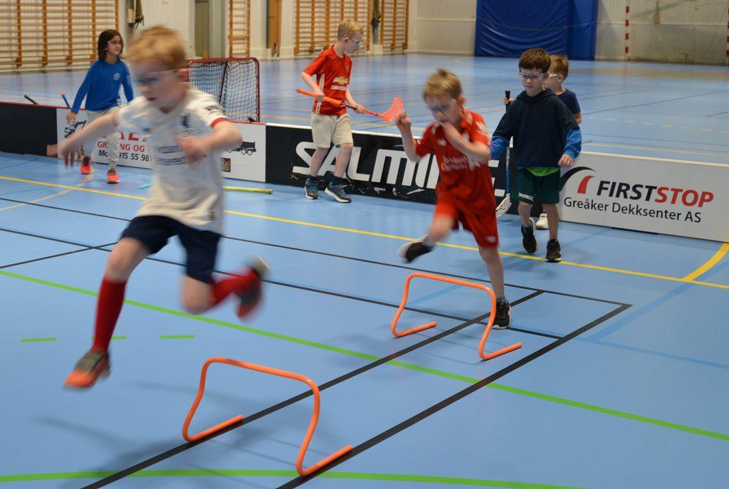 Innebandykurs-skole-Tindlund-Sarpsborg